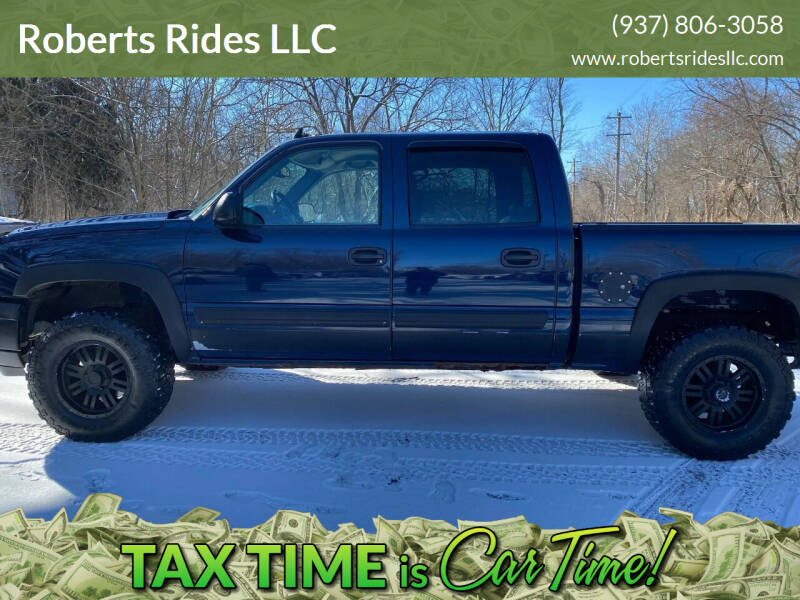 2007 Chevrolet Silverado 1500 Classic for sale at Roberts Rides LLC in Franklin OH