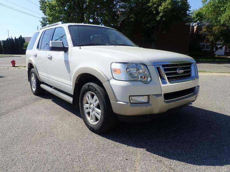2010 Ford Explorer for sale at Marvel Automotive Inc. in Big Rapids MI