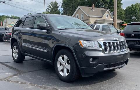 2011 Jeep Grand Cherokee for sale at FAMILY AUTO SALES, INC. in Johnston RI