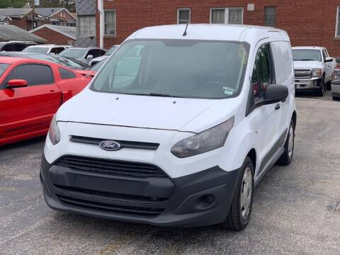 2014 Ford Transit Connect Cargo for sale at IMPORT Motors in Saint Louis MO