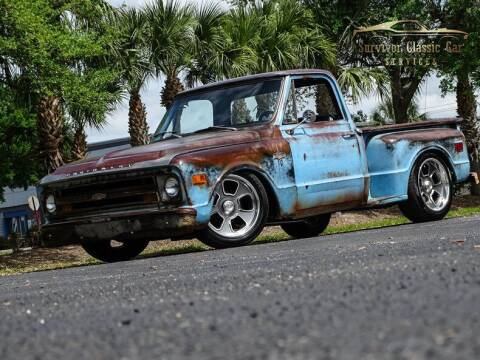 1968 Chevrolet C/K 10 Series for sale at SURVIVOR CLASSIC CAR SERVICES in Palmetto FL