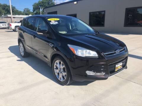 2013 Ford Escape for sale at Tigerland Motors in Sedalia MO