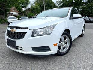 2014 Chevrolet Cruze for sale at Rockland Automall - Rockland Motors in West Nyack NY