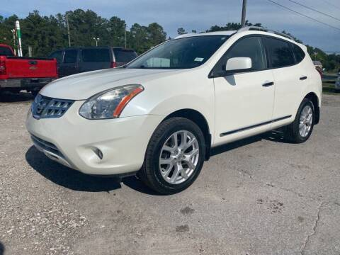 2011 Nissan Rogue for sale at Right Price Auto Sales-Gainesville in Gainesville FL