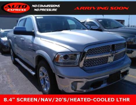 2015 RAM Ram Pickup 1500 for sale at Auto Express in Lafayette IN