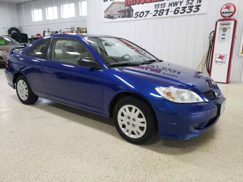 2005 Honda Civic for sale at Kinsellas Auto Sales in Rochester MN