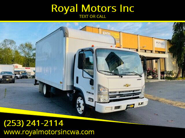 2008 Chevrolet W4500 for sale at Royal Motors Inc in Kent WA