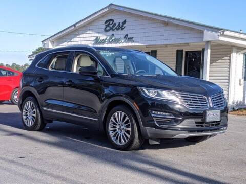2017 Lincoln MKC for sale at Best Used Cars Inc in Mount Olive NC