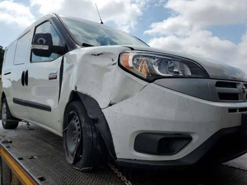 2016 RAM ProMaster City Cargo for sale at CousineauCrashed.com in Weston WI