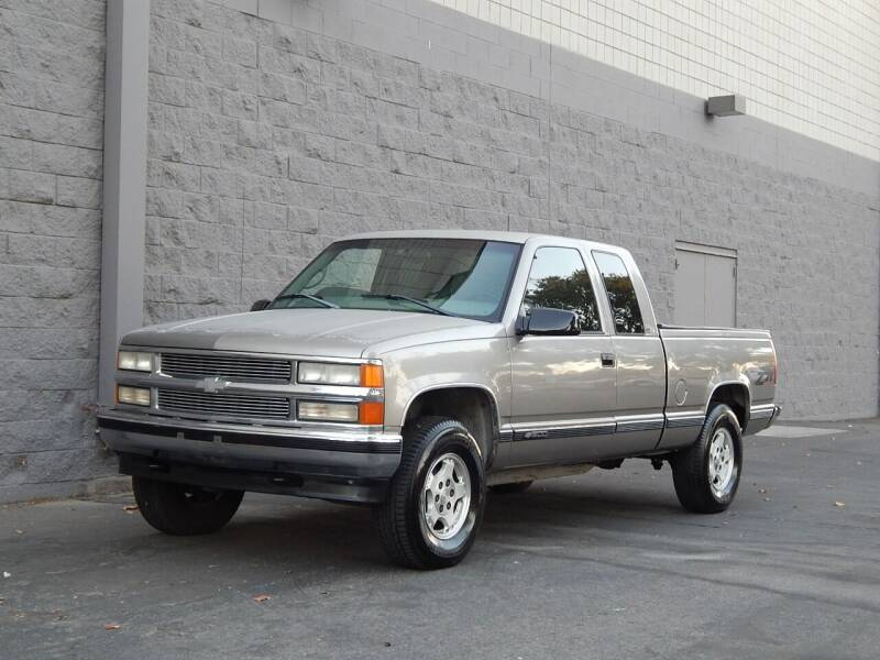 1998 Chevrolet C/K 1500 Series for sale at Gilroy Motorsports in Gilroy CA