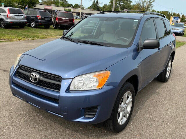2011 Toyota RAV4 for sale at Elvis Auto Sales LLC in Grand Rapids MI