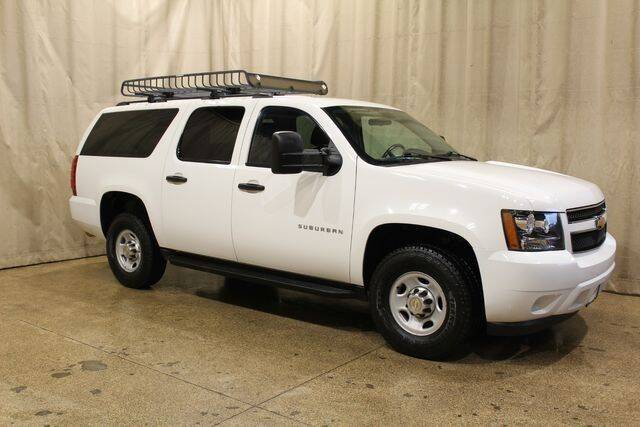 2013 Chevrolet Suburban for sale at Autoland Outlets Of Byron in Byron IL