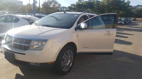 2008 Lincoln MKX for sale at C.J. AUTO SALES llc. in San Antonio TX