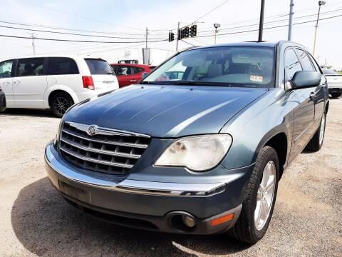 2007 Chrysler Pacifica for sale at John - Glenn Auto Sales INC in Plain City OH