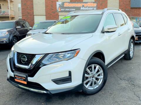 2017 Nissan Rogue for sale at Somerville Motors in Somerville MA