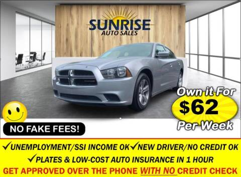 2014 Dodge Charger for sale at AUTOFYND in Elmont NY