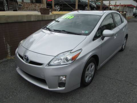 2010 Toyota Prius for sale at WORKMAN AUTO INC in Pleasant Gap PA