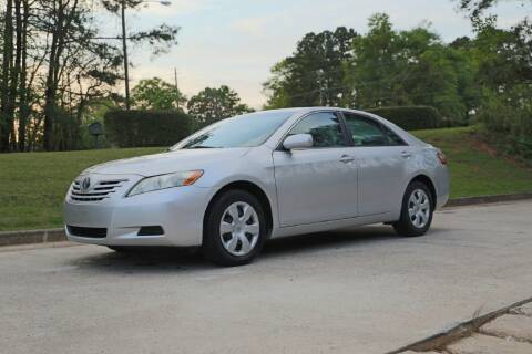 2009 Toyota Camry for sale at Alpha Auto Solutions in Acworth GA