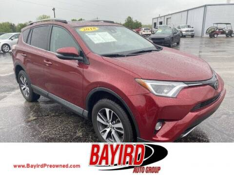 2018 Toyota RAV4 for sale at Bayird Truck Center in Paragould AR
