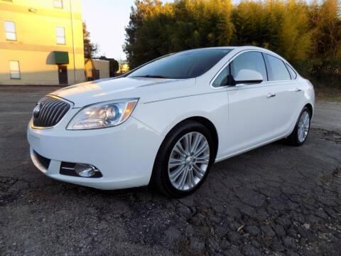 2014 Buick Verano for sale at S.S. Motors LLC in Dallas GA