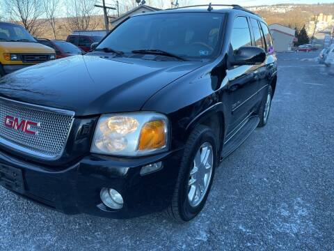 2008 GMC Envoy for sale at JM Auto Sales in Shenandoah PA