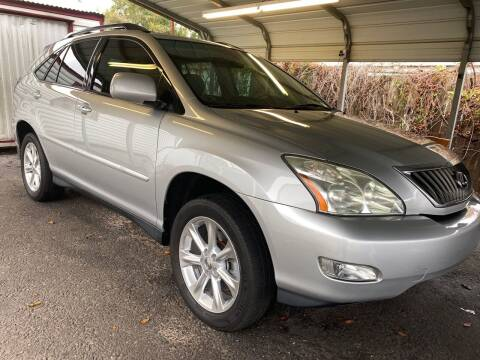 2009 Lexus RX 350 for sale at GOLD COAST IMPORT OUTLET in St Simons GA