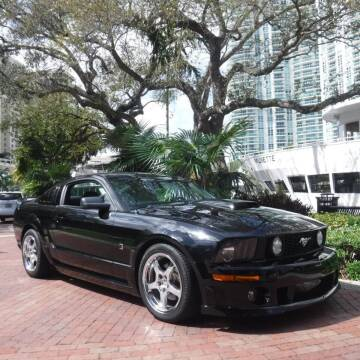 2007 Ford Mustang for sale at Choice Auto in Fort Lauderdale FL