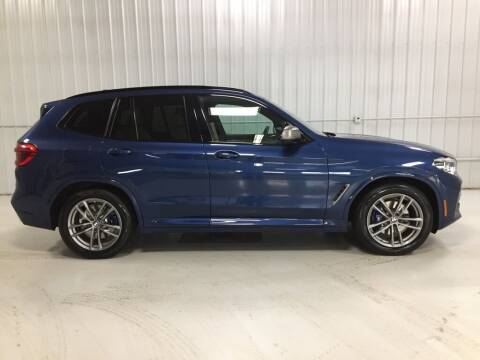 2020 BMW X3 for sale at Elhart Automotive Campus in Holland MI