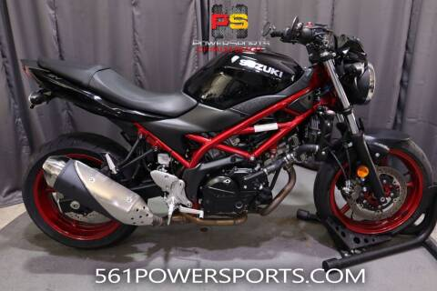 2018 Suzuki SV650 ABS for sale at Powersports of Palm Beach in Hollywood FL