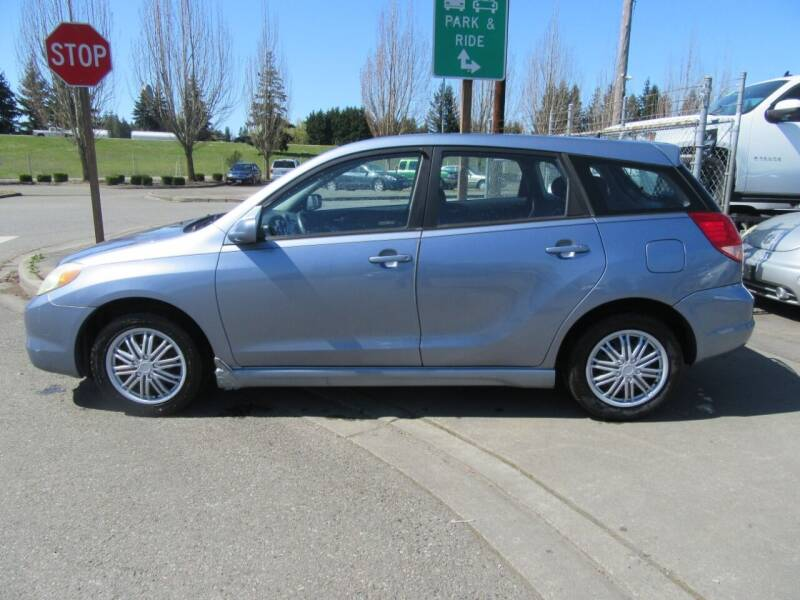 2003 Toyota Matrix for sale at Car Link Auto Sales LLC in Marysville WA
