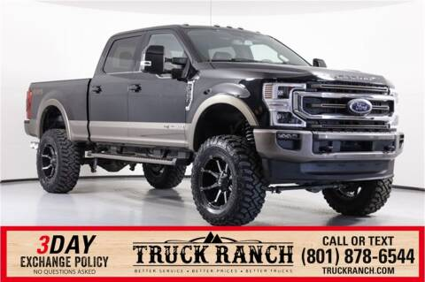 2021 Ford F-350 Super Duty for sale at Truck Ranch in American Fork UT