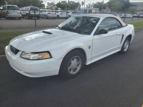 1999 Ford Mustang for sale at Carlando in Lakeland FL