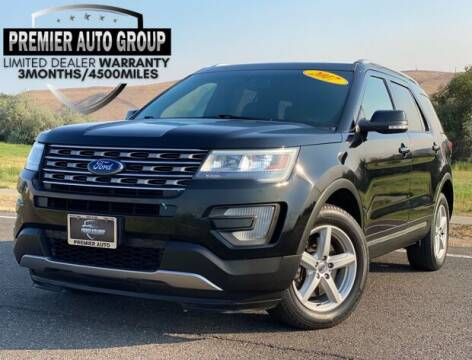 2017 Ford Explorer for sale at Premier Auto Group in Union Gap WA