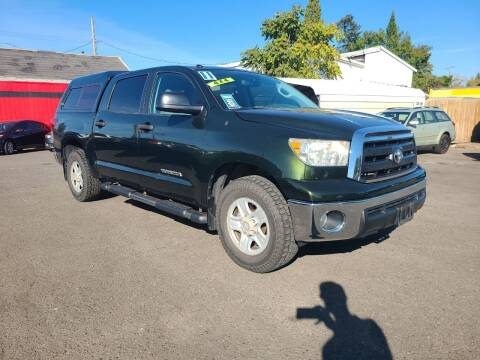 2011 Toyota Tundra for sale at Universal Auto Sales in Salem OR