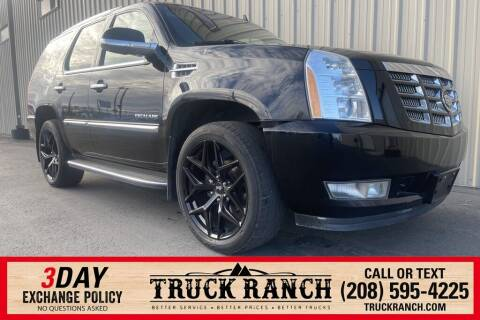 2011 Cadillac Escalade for sale at Truck Ranch in Twin Falls ID