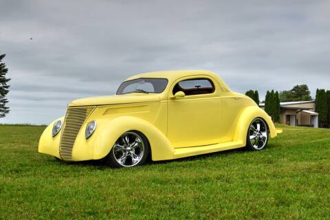 1937 Ford Coupe for sale at Hooked On Classics in Watertown MN