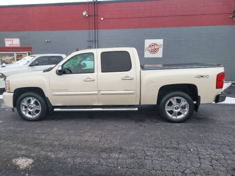 2013 Chevrolet Silverado 1500 for sale at Stach Auto in Janesville WI
