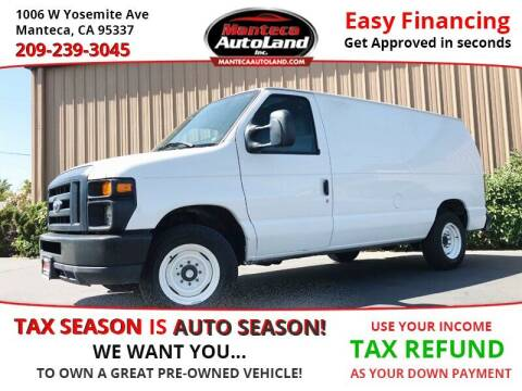 2011 Ford E-Series Cargo for sale at Manteca Auto Land in Manteca CA