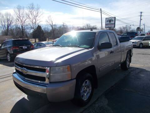 2008 Chevrolet Silverado 1500 for sale at High Country Motors in Mountain Home AR