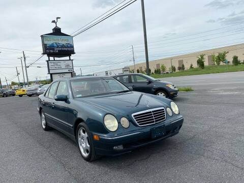 2000 Mercedes-Benz E-Class for sale at A & D Auto Group LLC in Carlisle PA