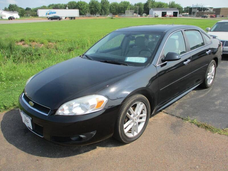 2012 Chevrolet Impala for sale at KAISER AUTO SALES in Spencer WI