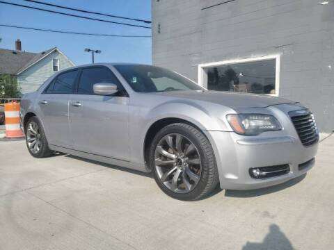 2014 Chrysler 300 for sale at NUMBER 1 CAR COMPANY in Detroit MI