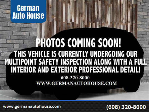 2017 Chrysler Pacifica for sale at German Auto House in Fitchburg WI