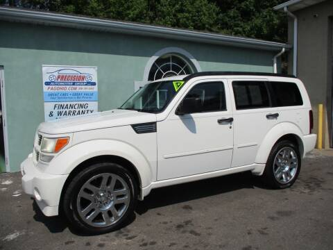 2007 Dodge Nitro for sale at Precision Automotive Group in Youngstown OH