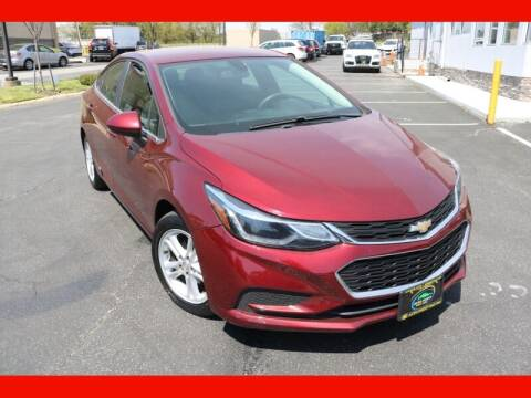 2016 Chevrolet Cruze for sale at AUTO POINT USED CARS in Rosedale MD