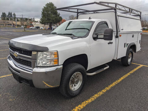 2008 Chevrolet Silverado 2500HD for sale at Teddy Bear Auto Sales Inc in Portland OR