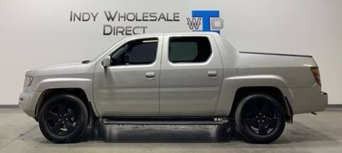 2007 Honda Ridgeline for sale at Indy Wholesale Direct in Carmel IN