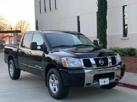 2006 Nissan Titan for sale at Auto King in Roseville CA