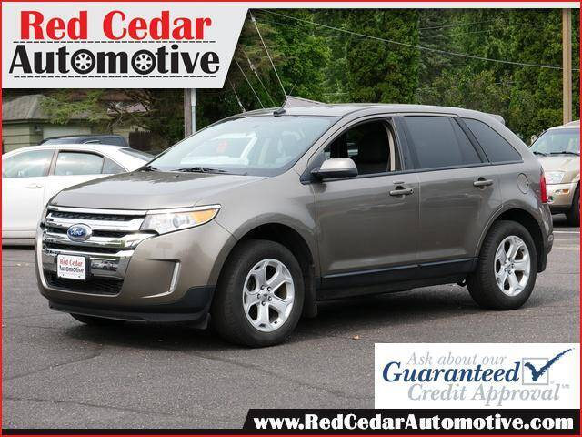 2013 Ford Edge for sale at Red Cedar Automotive in Menomonie WI