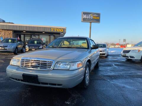 2007 Ford Crown Victoria for sale at MotoMaxx in Spring Lake Park MN